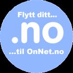 flytt no domene