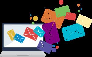 Ubegrenset antall e-postkontoer